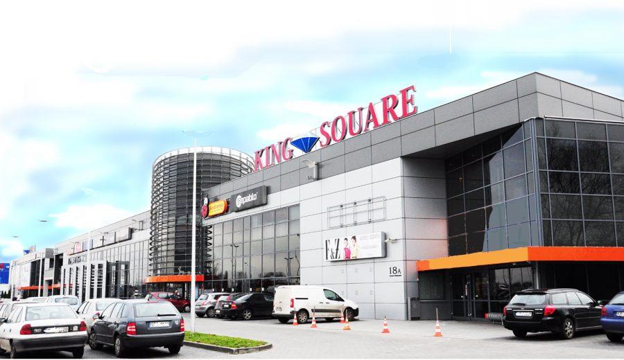 biuro king square